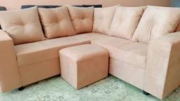 Sofá de fábrica