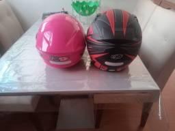 capacete seminovos quase zero