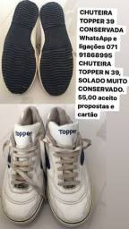 CHUTEIRA TOPPER 39 CONSERVADA