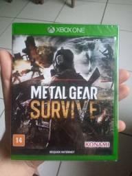 Jogo de Xbox One Metal Gear Survive lacrado