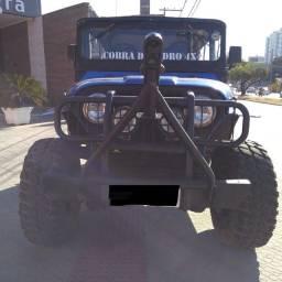 Vendo Jeep  willys perfeito estado sem nenhum problema