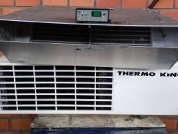 Thermo king v400 elétrico e acoplado.