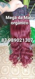 Mega hair (orgânico) entregas gratuitas em João Pessoa