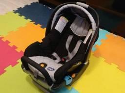 Bebê conforto Chicco keyfit base cadeirinha infantil bebê até 13 kg