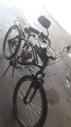 Vendo bicicleta motorizada NOVÍSSIMA