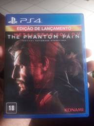 Metal Gear Solid V The Phantom Pain de PS4
