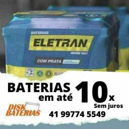 Baterias novas (10x s/juros)