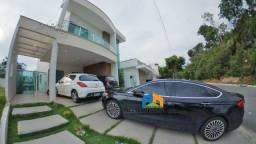 Casa Duplex Cond. Passaredo 3Sts porteira fechada Ponta Negra