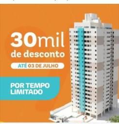 Apartamentos Pronto pra Morar de 2 e 3 quartos com preço Promocional