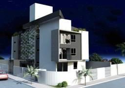 Apartamento no Bessa com 2 quartos e piso em porcelanato. Em construção