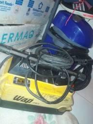 Wap moni e aspirador eletrolux 1400w