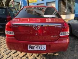 Título do anúncio: Etios Xls Sedan 2017 Aut R$ 53.990