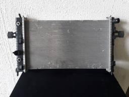 Radiador de água, vectra, zafira com transmissão automática.