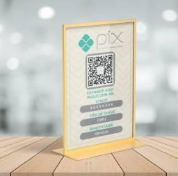 Título do anúncio: Arte Digital QR Code Pix