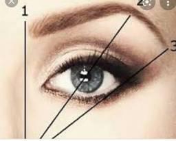 curso prático de sobrancelhas