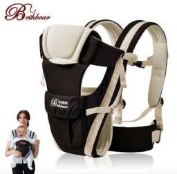 Canguru Baby : Mãe Canguru: o carinho perfeito ao nenê (frete Gratis)