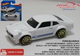Miniatura Ford Maverick Custom - Hot Wheels 1/64