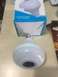 Lâmpada Led com Bluetooth