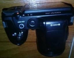 Nikon L 580 - estudo troca