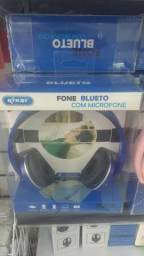 Fone ouvido + bluetooth