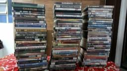 Coleção de DVDs sortido