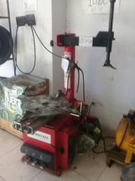 Desmotadora de pneus aro 22