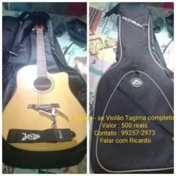 Violão Tagima kansas