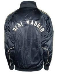 # Agasalho Real Madrid Conjunto Completo Tamanho M