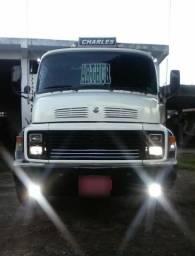 Caminhão caçamba 1318 - 1989
