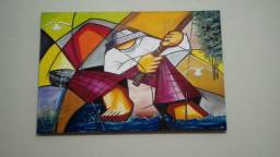 Quadro Pescador