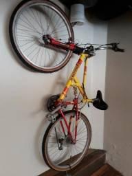 Torro Bicicleta Brisk 21v Mountainbike - Duplo amortecimento - Comp Bordo
