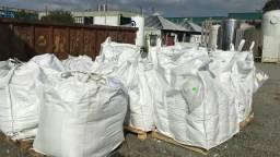 BIG BAG COM 100 Kg DE PERLITA EXPANDIDA