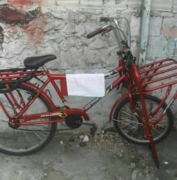 Bicicleta super carga
