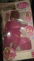 Boneca bebê mania