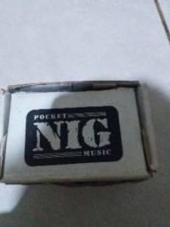 Pedal NIG hot drive + fonte