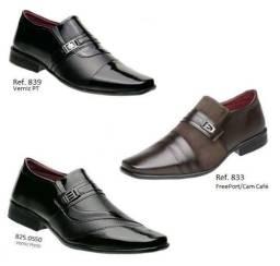 Lindíssimos sapatos das Linhas Wilvest, Elleganci e outros ,modelos e preços variados