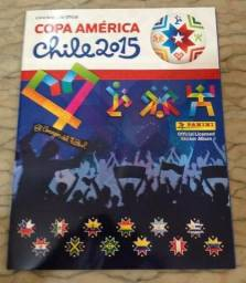 Álbum Copa América 2015