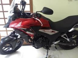 Honda CB500x 2018 1589km IPVA pago - 2018
