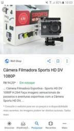 Vendo ou troco . aceito proposta . camera sport hd 1080p