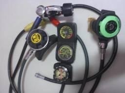 Regulador de mergulho TUSA