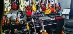 Desapegando de 5 guitarras - avalio trocas