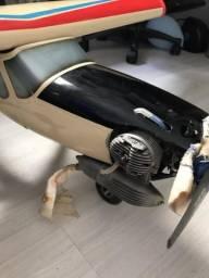 Aeromodelo ready combustão