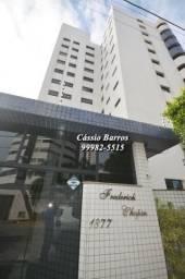 Excelente Apartamento no residencial Frederico Chopin - Candelária Natal-RN
