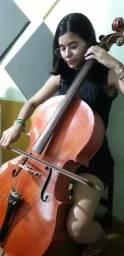 Aula de Violoncello - ESCOLA CHAMARE
