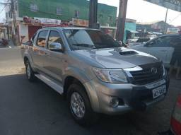 Hilux Sr 4x4 2015 manual completo - 2015