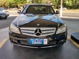 Mercedes c200 kompressor 2009 blindado - 2009