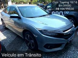 Honda Civic 1.5 16v Turbo Touring - 2018