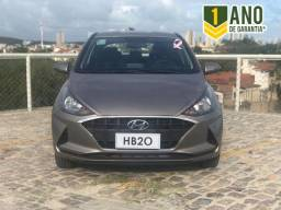 HYUNDAI HB20 2019/2020 1.6 16V FLEX VISION AUTOMÁTICO  - 2020