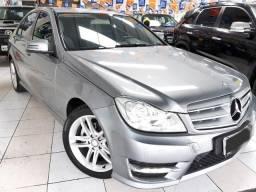 Mercedes Benz C 180 2013 CGI Sport 1.6 Turbo Aut / baixo km - 2013