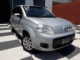 Fiat Uno Economy 1.4 Flex - 2012